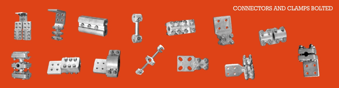 Clamps & Connectors-Bolted Category