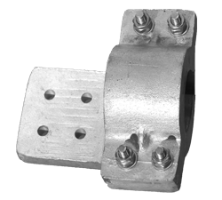 Rigid Type IPS Tube Connector for the Equipment Connection