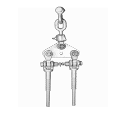Single tension normal string Hardware for twin zebra 140mm spacing