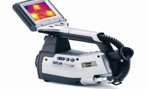 Thermographic scanning